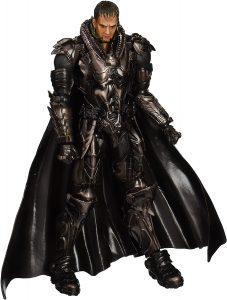 Figura del General Zod de Square Enix - Figuras coleccionables del General Zod - Muñecos del General Zod
