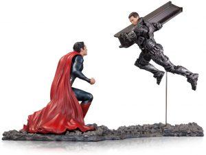 Figura del General Zod vs Superman de Toy Zany - Figuras coleccionables del General Zod - Muñecos del General Zod