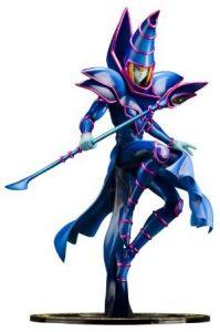 Figura del Mago Oscuro de Yu Gi Oh! de Kotobukiya - Muñecos de Yu Gi Oh!- Figuras coleccionables del anime de Yu Gi Oh!