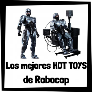 Hot Toys de Robocop