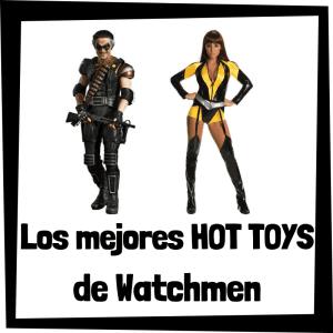 Figuras Hot Toys de Watchmen - Hot Toys de figuras de colección de Watchmen