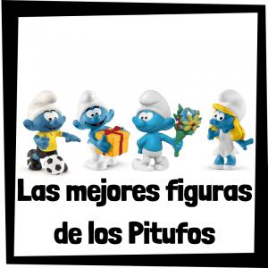 Figuras y muñecos de los pitufos
