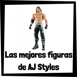 Figuras de Aj Styles