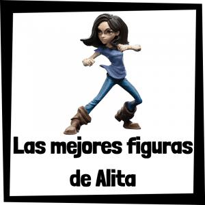 Figuras coleccionables de Alita