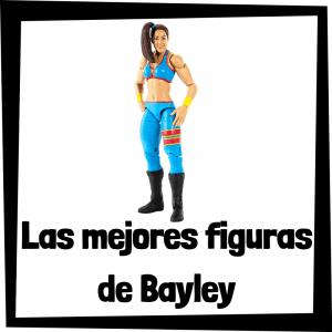 Figuras de colección de Bayley - Las mejores figuras de acción y muñecos de Bayley de WWE