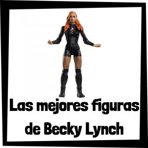 Figuras de colección de Becky Lynch - Las mejores figuras de acción y muñecos de Becky Lynch de WWE