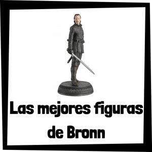 Figuras y muñecos de Bronn de Juego de Tronos