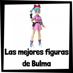 Figuras de colección de Bulma de Dragon Ball Z - Las mejores figuras de colección de Bulma de Dragon Ball