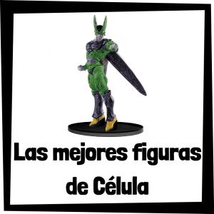 Figuras y muñecos de Célula de Dragon Ball