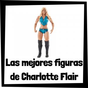 Figuras de colección de Charlotte Flair - Las mejores figuras de acción y muñecos de Charlotte Flair de WWE