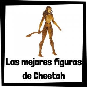Figuras de colección de Cheetah - Las mejores figuras de colección de Cheetah