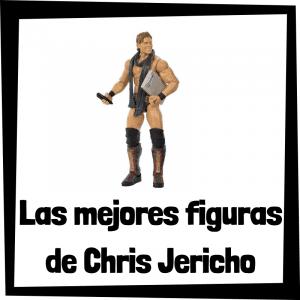 Figuras de colección de Chris Jericho - Las mejores figuras de acción y muñecos de Chris Jericho de WWE