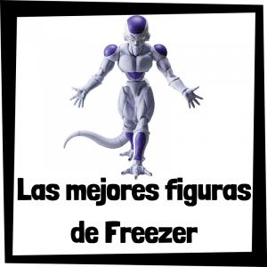 Figuras y muñecos de Freezer de Dragon Ball