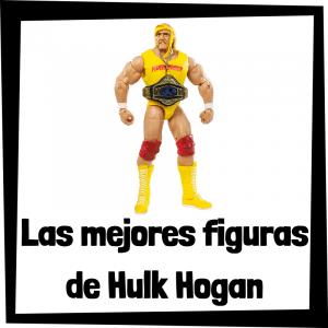 Figuras de colección de Hulk Hogan - Las mejores figuras de acción y muñecos de Hulk Hogan de WWE