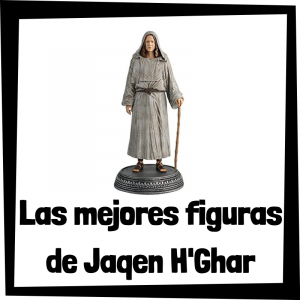 Figuras y muñecos de Jaqen H'Ghar de Juego de Tronos