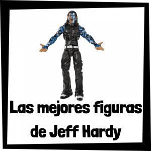 Figuras de colección de Jeff Hardy - Las mejores figuras de acción y muñecos de Jeff Hardy de WWE