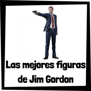 Figuras de colección de Jim Gordon - Las mejores figuras de colección del Detective James Gordon