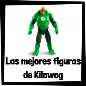 Figuras de colección de Kilowog Linterna Verde - Las mejores figuras de colección de Green Lantern de Kilowog
