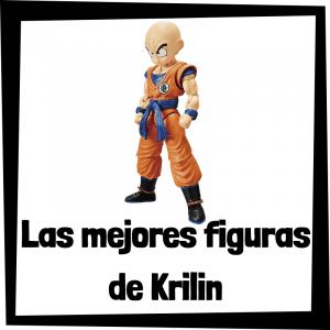 Figuras de colección de Krilin de Dragon Ball Z - Las mejores figuras de colección de Krilin de Dragon Ball