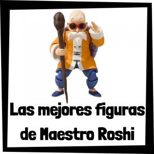 Figuras de colección de Maestro Roshi de Dragon Ball Z - Las mejores figuras de colección de Roshi de Dragon Ball - Maestro Tortuga