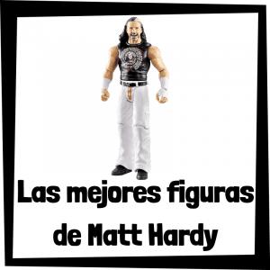 Figuras de colección de Matt Hardy - Las mejores figuras de acción y muñecos de Matt Hardy de WWE