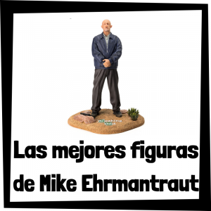Figuras y muñecos de Mike Ehrmantraut de Breaking Bad