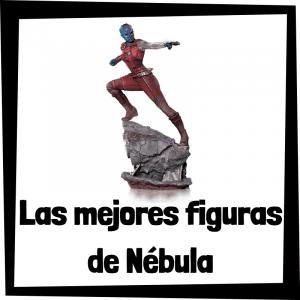 Figuras de Nébula de los Guardianes de la Galaxia