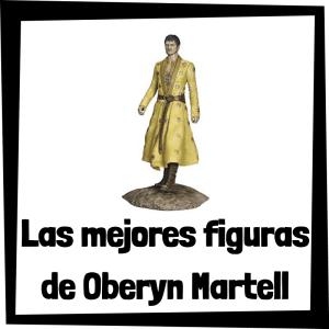 Figuras y muñecos de Oberyn Martell de Juego de Tronos
