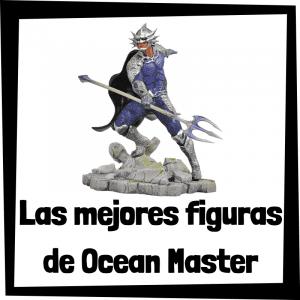 Figuras de colección de Ocean Master de Aquaman - Las mejores figuras de colección de Ocean Master