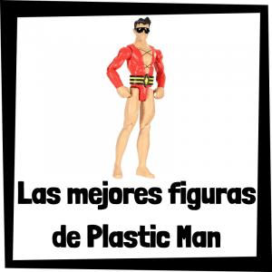 Figuras de colección de Plastic Man - Las mejores figuras de colección de Plastic Man