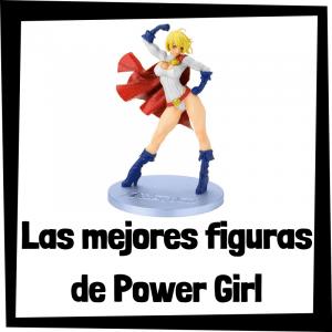 Figuras de colección de Power Girl - Las mejores figuras de colección de Power Girl