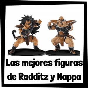 Figuras de colección de Radditz y Nappa de Dragon Ball Z - Las mejores figuras de colección de Radditz y Nappa de Dragon Ball