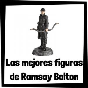 Figuras y muñecos de Ramsay Bolton de Juego de Tronos