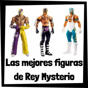 Figuras de Rey Mysterio