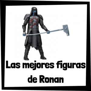 Figuras de colección de Ronan - Las mejores figuras de colección de Ronan de Marvel