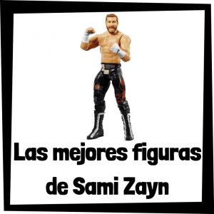 Figuras de colección de Sami Zayn - Las mejores figuras de acción y muñecos de Sami Zayn de WWE