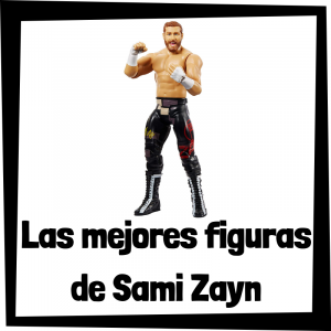 Figuras de Sami Zayn