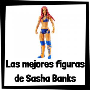 Figuras de Sasha Banks