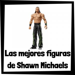 Figuras de Shawn Michaels