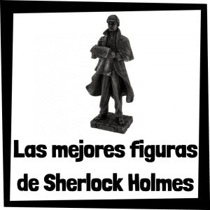 Figuras y muñecos de Sherlock Holmes