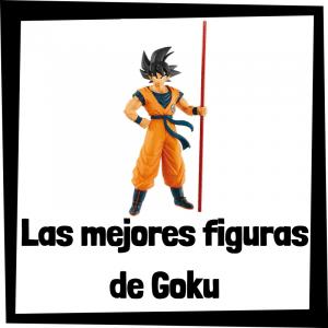 Figuras de colección de Son Goku de Dragon Ball Z - Las mejores figuras de colección de Goku de Dragon Ball
