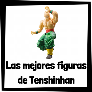Figuras y muñecos de Tenshinhan de Dragon Ball