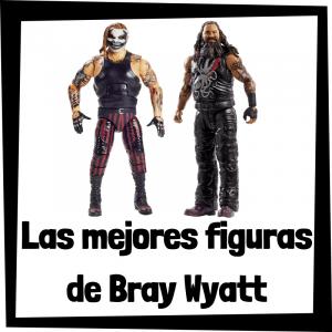 Figuras de Bray Wyatt