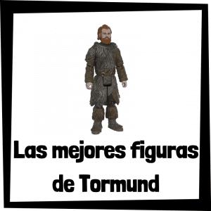 Figuras y muñecos de Tormund de Juego de Tronos