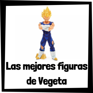Figuras y muñecos de Vegeta de Dragon Ball