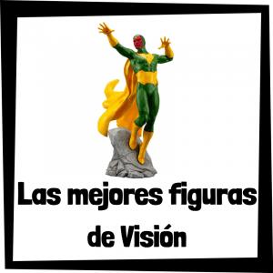 Figuras de colección de Vision - Las mejores figuras de colección de Vision de los Vengadores