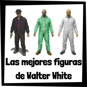 Figuras de colección de Walter White de Breaking Bad - Las mejores figuras de colección de Heisenberg de Walter White de Breaking Bad