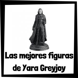 Figuras y muñecos de Yara Greyjoy de Juego de Tronos