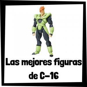 Figuras y muñecos de Androide C-16 de Dragon Ball