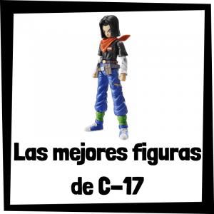 Figuras de colección de androide C-17 de Dragon Ball Z - Las mejores figuras de colección de C-17 de Dragon Ball